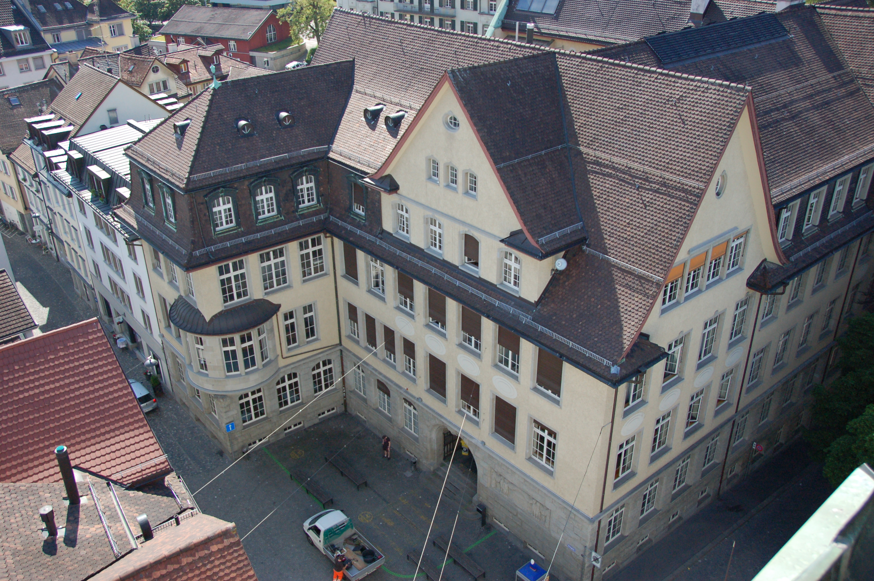 Course Image Spengler EFZ 2019-2023